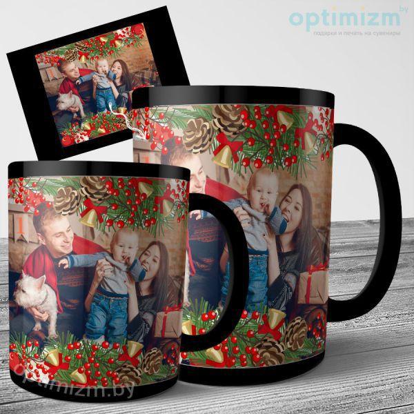 Фото на кружке подарки